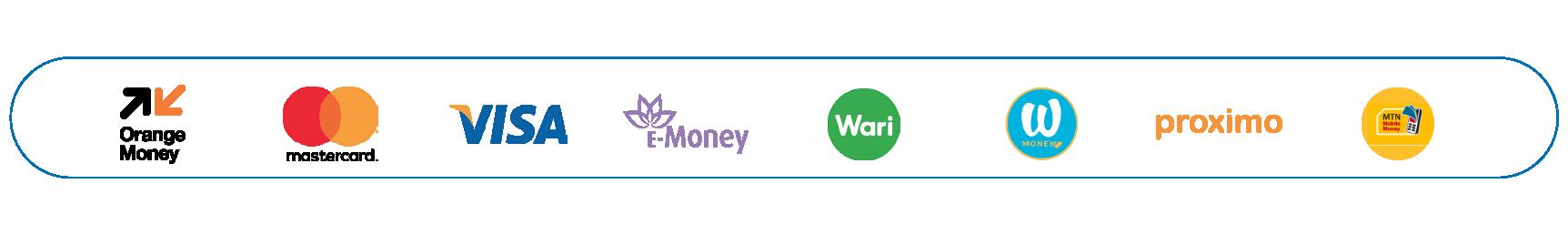 Moyens de paiement Dakar-Annonces