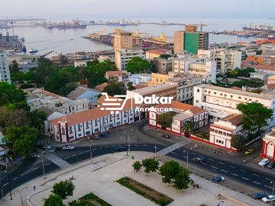 L'immobilier et les agences immobilières à Dakar