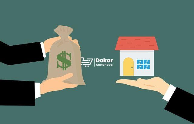 Maisons à vendre à Dakar à 30 millions