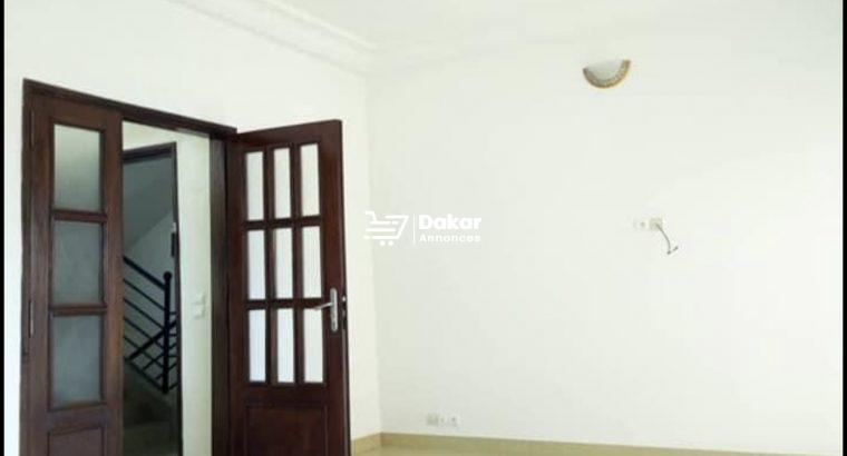 Appartement à louer à la Zone de captage