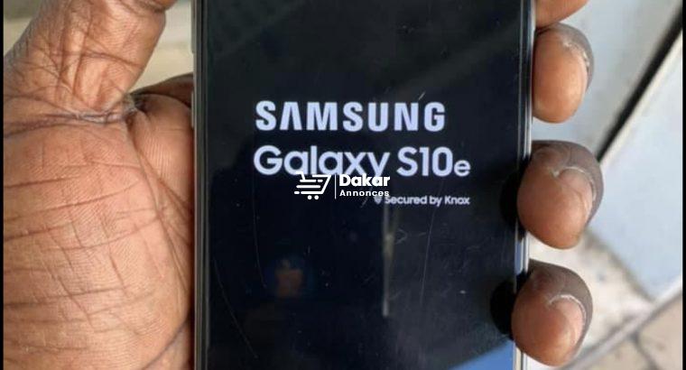 Samsung galaxy à vendre