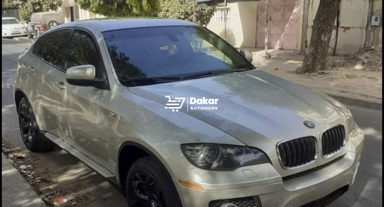 BMW x6 à vendre