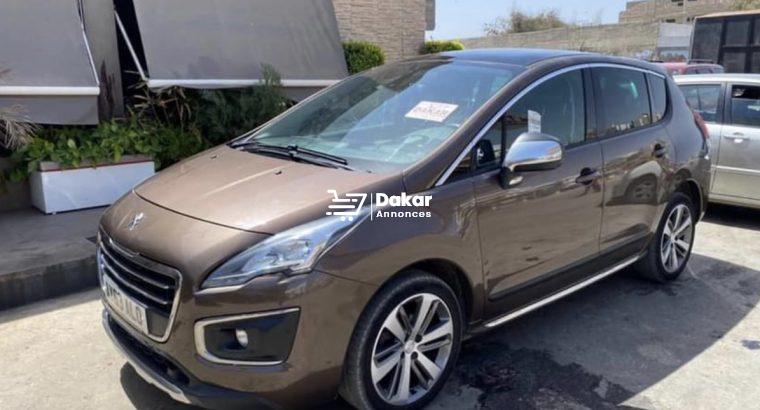 Peugeot 3008 full option à vendre