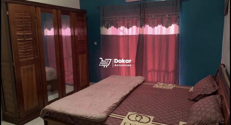 Appartement meublé à louer à Ouakam