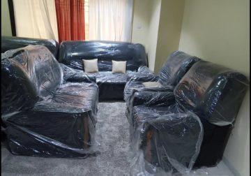 Salons en cuir Anglais à vendre à Dakar