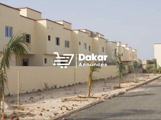 Villas à vendre à la cité CDC