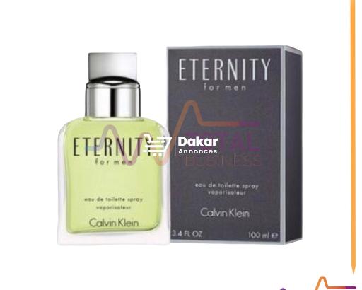 Eternity by Calvin Klein