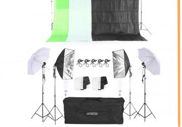 Kit Studio Photo