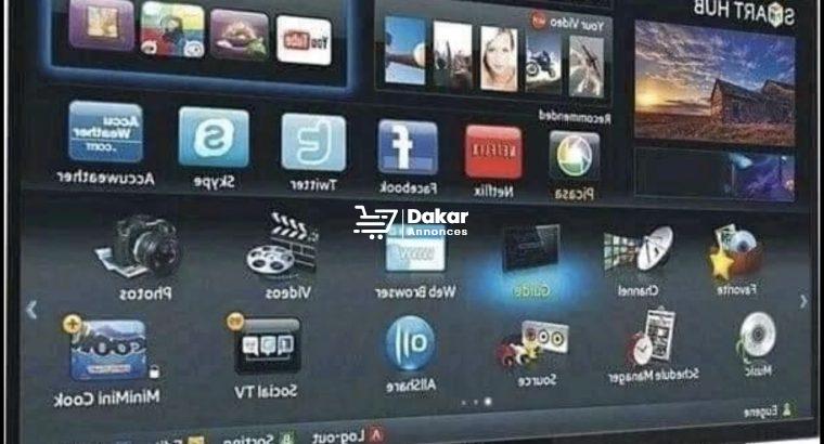 Distributeur de téléviseurs à Dakar