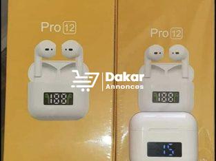 AirPods Pro 12 en vente à Dakar