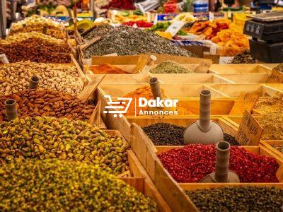 Les marchés à Dakar : top des plus grands marchés