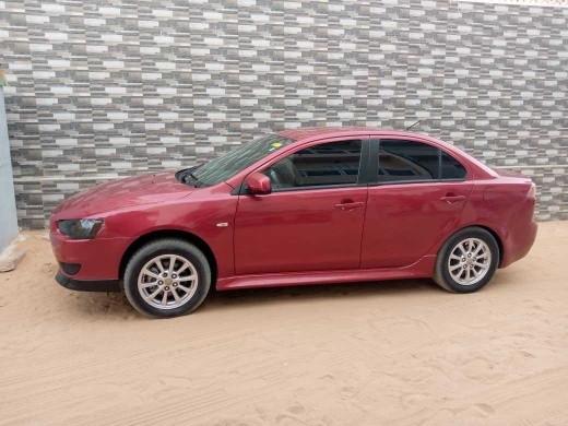 Mitsubishi lancer année 2011