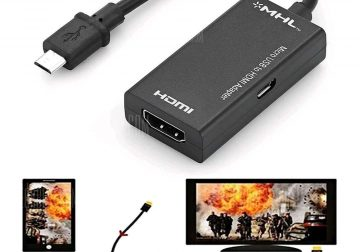 cable micro USB to hdmi