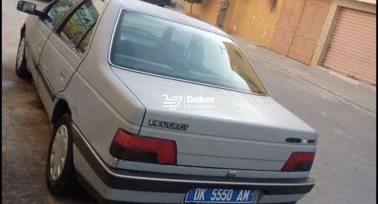Peugeot 405 à vendre