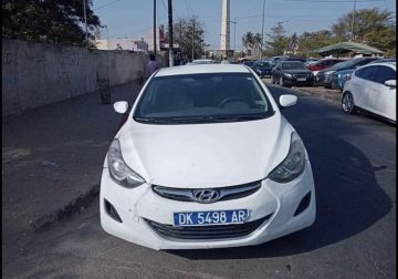 Voiture Hyundai elantra