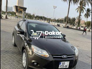 Wanter Ford focus à Dakar