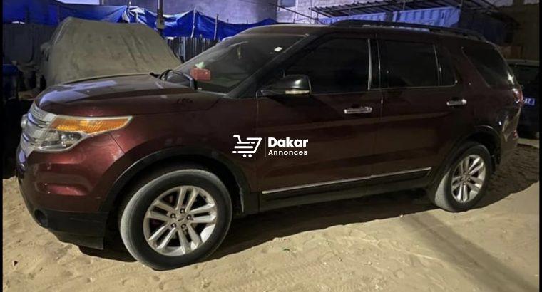 Ford explorer 2012 à vendre à Dakar