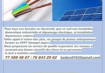 Installation et dépannage électrique