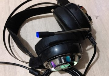 casque gamer USB