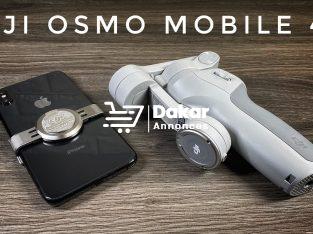 STABILISATEUR DJI OSMO MOBILE 4