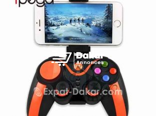 Manette de jeu bluetooth -Ipega pour smarthphone et iphone