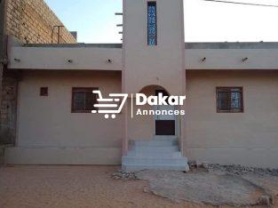 Maison à vendre à Malika cité Sonatel