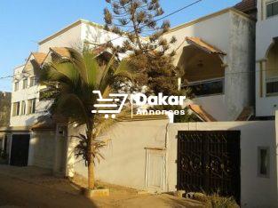 Villa à vendre à Cité Djily Mbaye