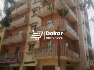 Maison R+4 située à Keur Mbaye Fall à vendre
