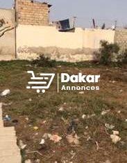 Terrain de 150 m2 à vendre à Keur Massar