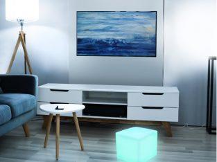 Cube light 30×30 (cm) / Décoration luminaire / Allemagne