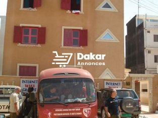À vendre un auberge de charme à Dakar