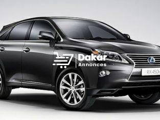 A Vendre Lexus RX 450 Hybride