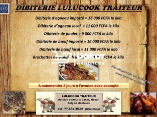Lulucook Traiteur Dakar