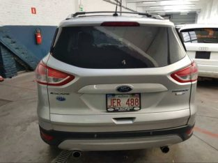 Ford escap titanium foull opsion