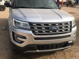 Ford explorer foull opsion