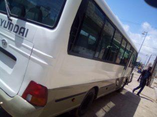 Mini-Bus Hyundaï County