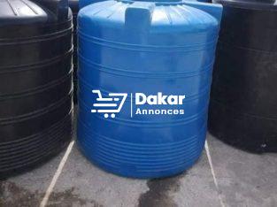 Réservoir d'eau Dakar