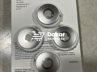 Apple Airtags (Pack de 4)