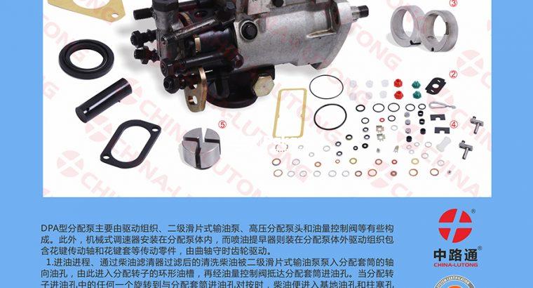 Rotor pompe injection DPC DPA