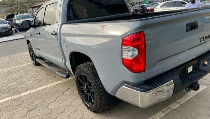 Toyota tundra annee2019