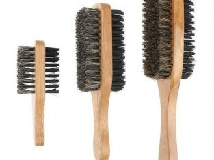 Brosse double face wave