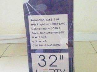 Télé Led 32″ Incurvé