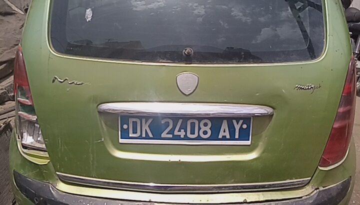véhicule a vendre