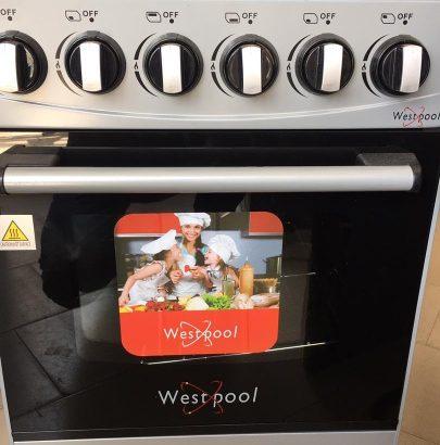 cuisinière wespool 4 feux 50/50