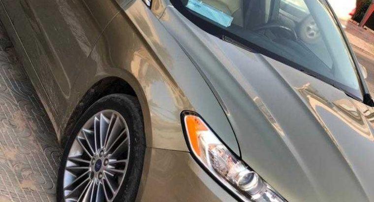 *FORD FUSION ECOBOOST Année 2013 Automatique essence Full options : intérieur cuir, caméra de recule