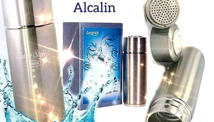 eau alcaline ionisé