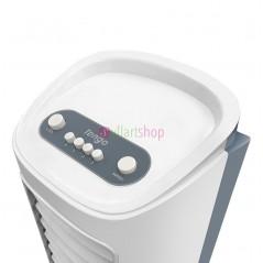Ventilateur Refroidisseur D'air 15a Sur Pied Dispositif Avec Eau 7 Litres