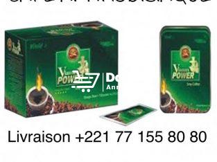 VIAMAX POWER ( Puissant café aphrodisiaque )