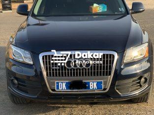 Audi Q5 année 2011