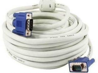 CABLE VGA TO VGA 5 METERS